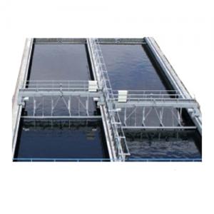 raspador reciprocante de puente tratamiento de agua residual