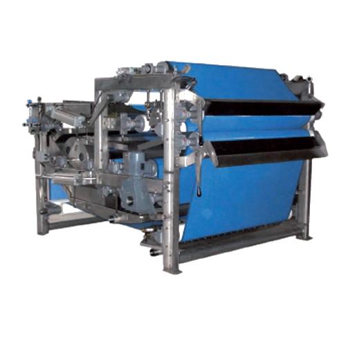 prensa de banda tratamiento de agua residual