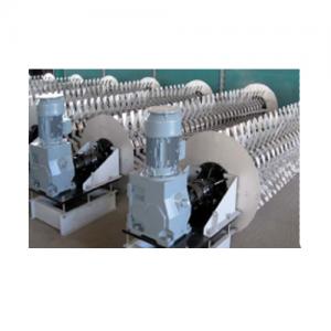 aereador de flecha horizontal tratamiento de agua residual